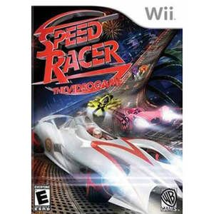 SpeedRacer the Video Game Nintendo Wii Video Game