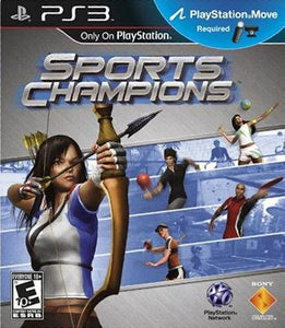Sports Champions Sony Playstation PS3 Video Game