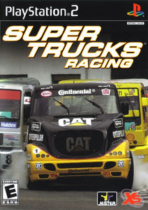 Super Trucks Racing Sony Playstation 2 PS2 Video Game