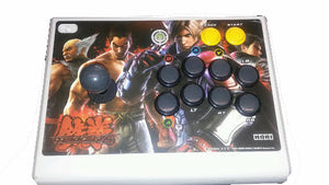 Tekken 6 Limited Edition Hori Wireless Fightstick Controller Microsoft Xbox 360 Accessory