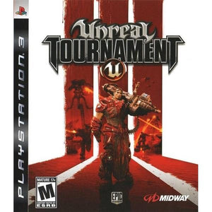 Unreal Tournament III Sony Playstation 3 PS3 Video Game