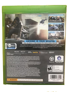 Watch Dogs Microsoft Xbox One Video Game