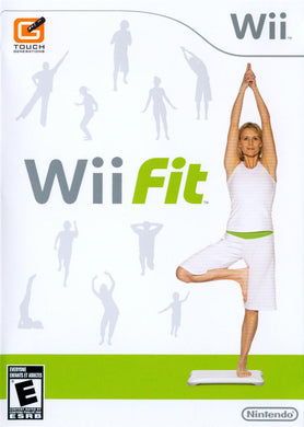 Wii Fit Nintendo Wii Video Game