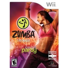 Zumba Fitness Join the Party Nintendo Wii Video Game