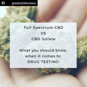 Full Spectrum oil vs. CBD Isolate: Why Alni Body Care Uses CBD Isolate