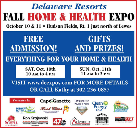 Delaware Resorts Expos Fall Home & Health Expo