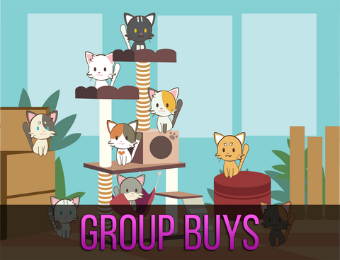 GROUP BUYS