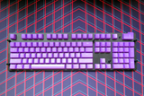 Purple Shinethrough Keyset (106pcs)