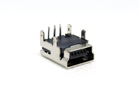 Mini USB Connector (Female)