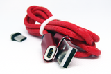 [Magnetic] Type-C Cables (Various Colors)