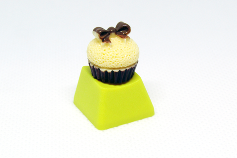 Dessert Series: Yellow Cupcake