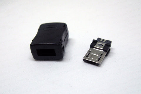 Micro USB Connector (Male)