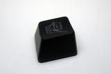 Chibi Kitty Keycap (Black)