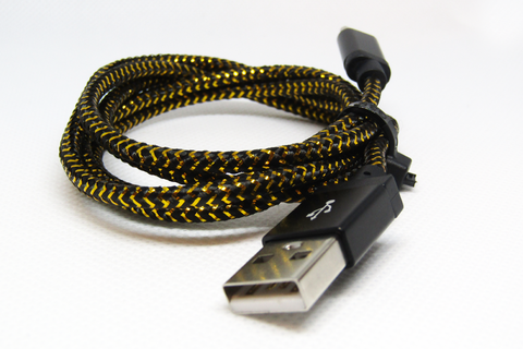 [Value] Black & Gold, MicroUSB