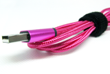 [Value] Hot Pink, MicroUSB