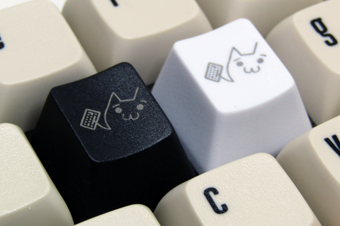 Keyboard Kitty Keycap