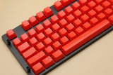 Red Shinethrough Keyset (106pcs)