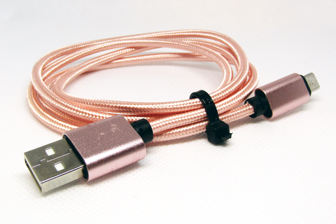 [Value] Baby Pink, MicroUSB
