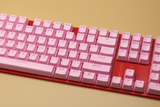 Pink Shinethrough Keyset (108pcs)