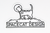 SpaceCat: Moon Walk