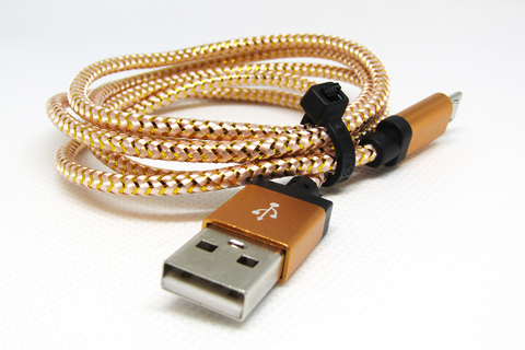 [Value] Golden Champagne, MicroUSB