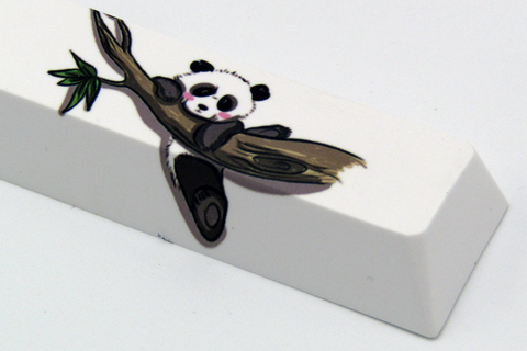 Giant Panda Spacebar (6.25u)