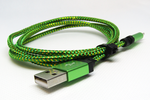 [Value] Green & Yellow, MicroUSB