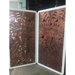 *RENTAL* Monstera Double Panel Back Drop / Room Divider