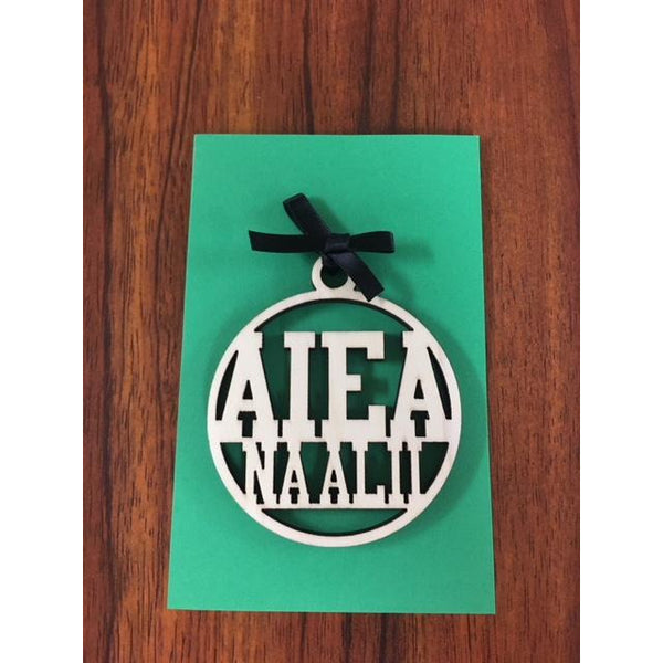Aiea Na Ali'i School Ornament