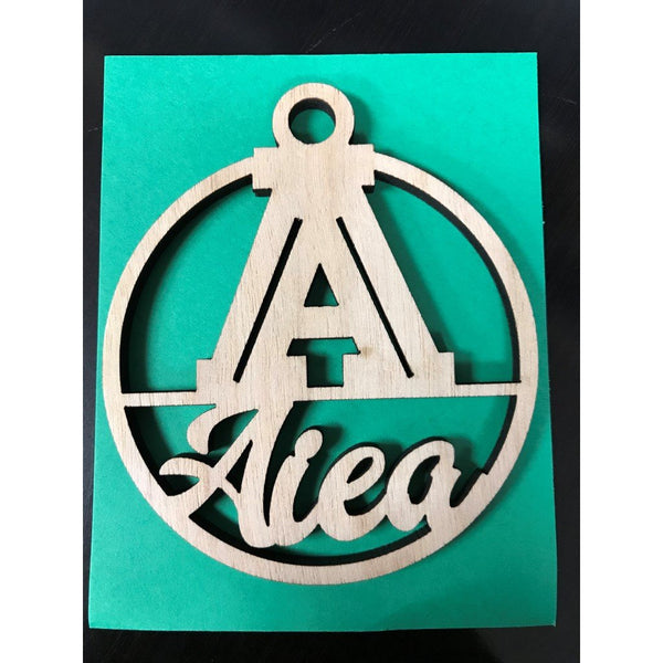 2019 Aiea Ornament