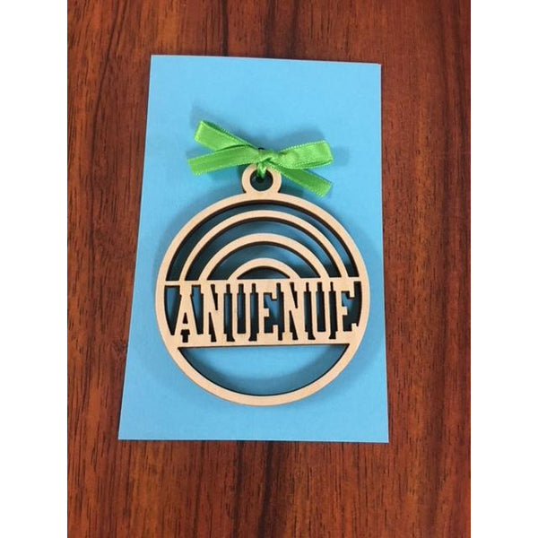 Anuenue Rainbow Ornament