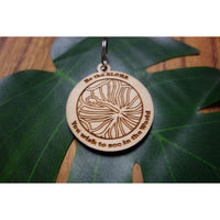 Be the ALOHA You wish to see in the World Keychain