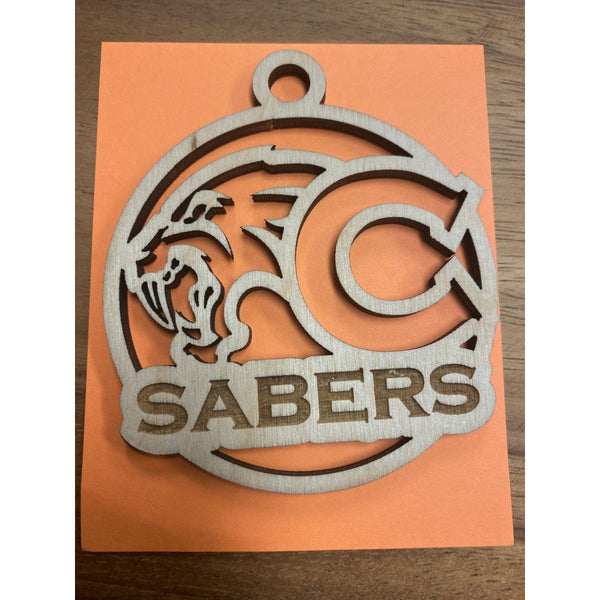 Campbell Sabers Keepsake