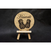 Double Pineapple Hawaii Coaster