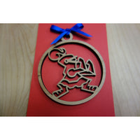 Saint Louis School *FUNDRAISER* Logo Keepsake Ornament