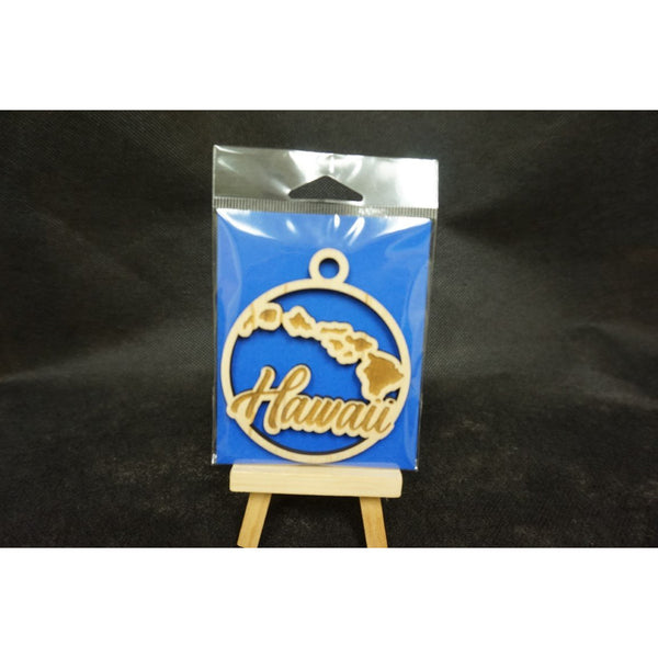 Hawaii Islands Ornament
