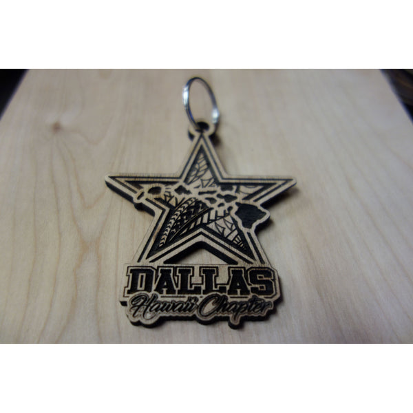 Dallas Hawaii Chapter Ornament