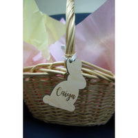 *CUSTOM ORDER* Easter Bunny Gift Tag