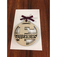 Farrington Governors School Ornament