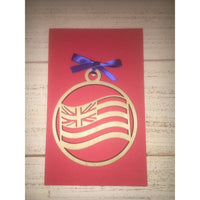 Hawaiian Flag Ornament