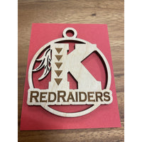 Kahuku Red Raiders Keepsake