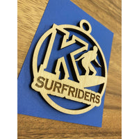 Kailua Surfriders Keepsake