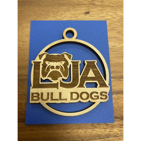 LJA Bulldogs Keepsake