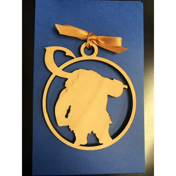 Maui Ornament (Moana)