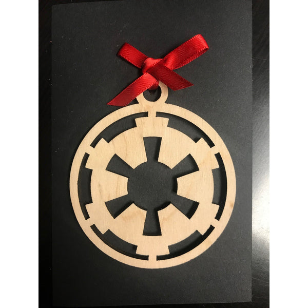 Star Wars Imperial Galactic Empire Ornament