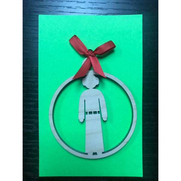 Princess Leia Ornament