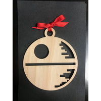 Star Wars Death Star Ornament