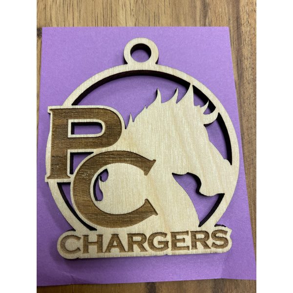 2020 Pearl City Chargers Keepsake