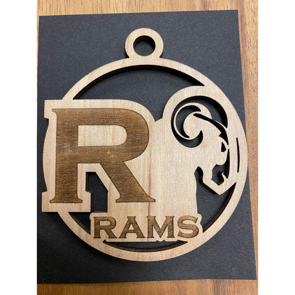 2020 Radford Rams Keepsake
