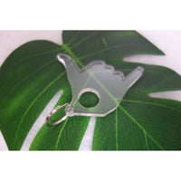 "Acrylic Shaka shaped ""Pointers"" Hands Free Button Pusher"